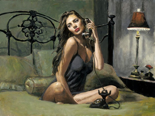 Black Phone II by Fabian Perez