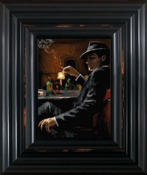 Whiskey at Las Brujas VII by Fabian Perez