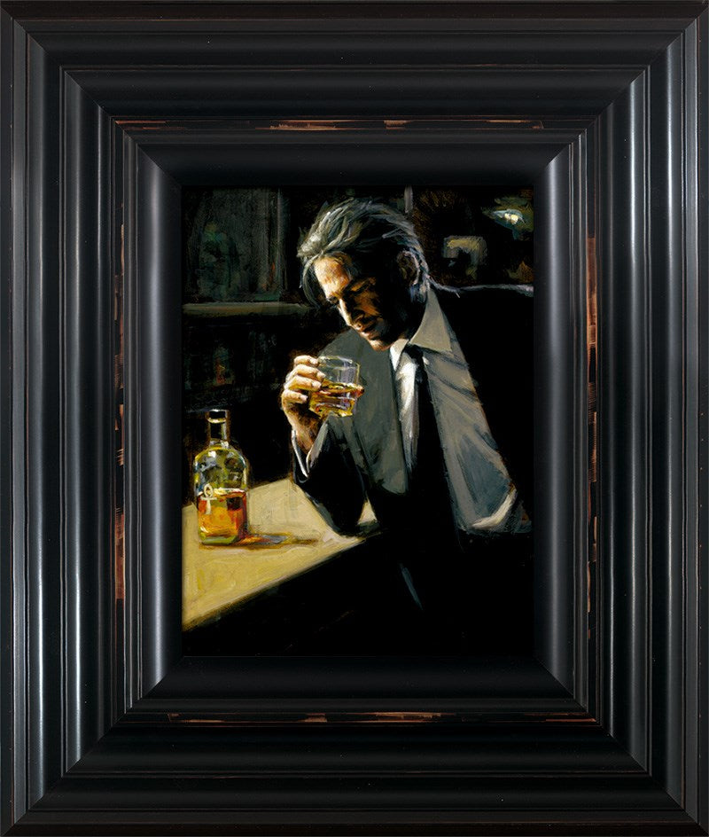 Proud to be a Man V by Fabian Perez