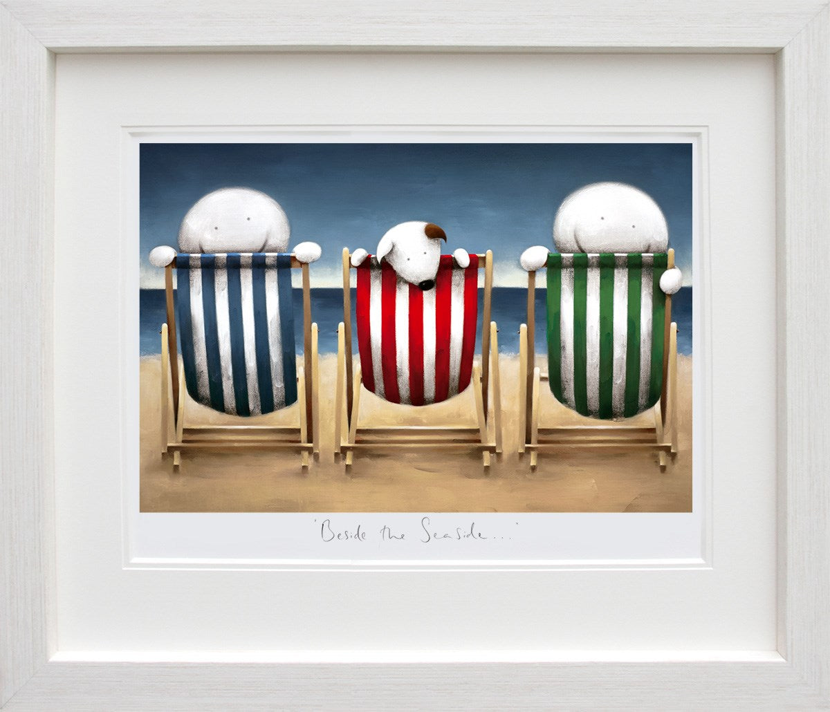 Beside the Seaside by Doug Hyde