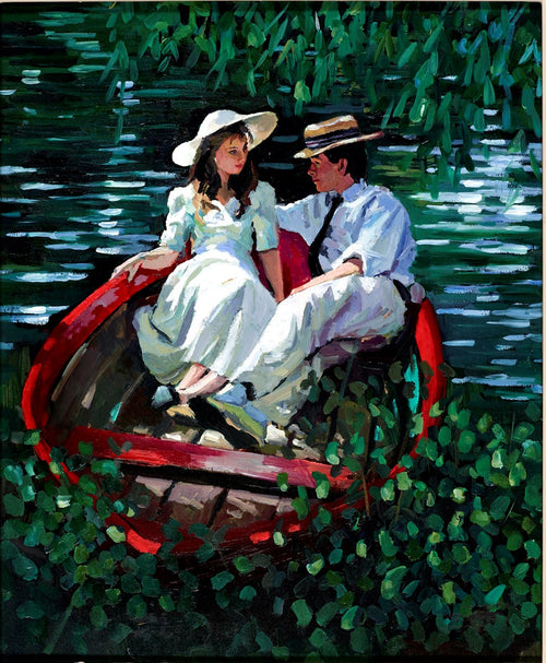 Original Art by Sherree Valentine Daines