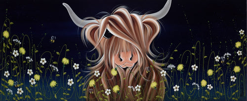 In the Midnight Garden by Jennifer Hogwood