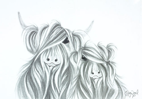 Me & Moo Together by Jennifer Hogwood