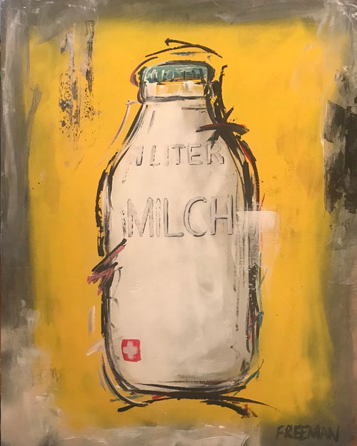 Milch by Graham Freeman
