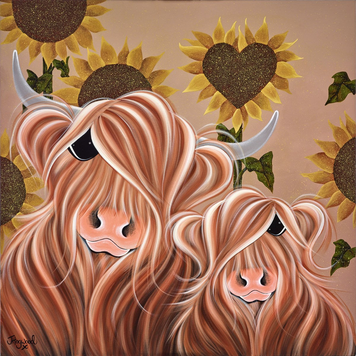 My Sunshine by Jennifer Hogwood