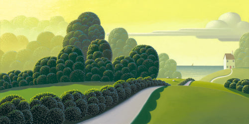 Emerald Mist by Paul Corfield