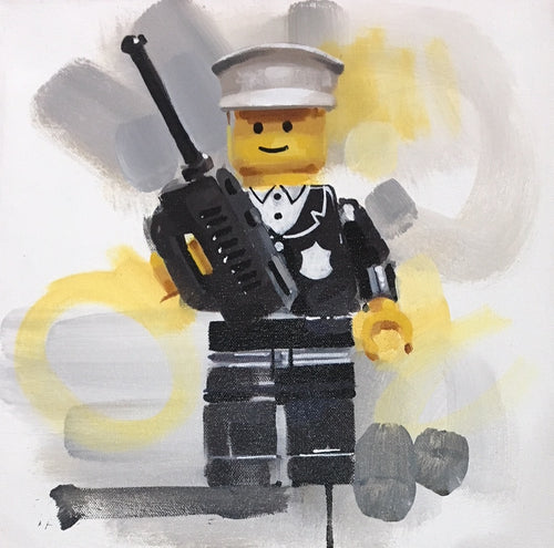 Policeman by James Paterson