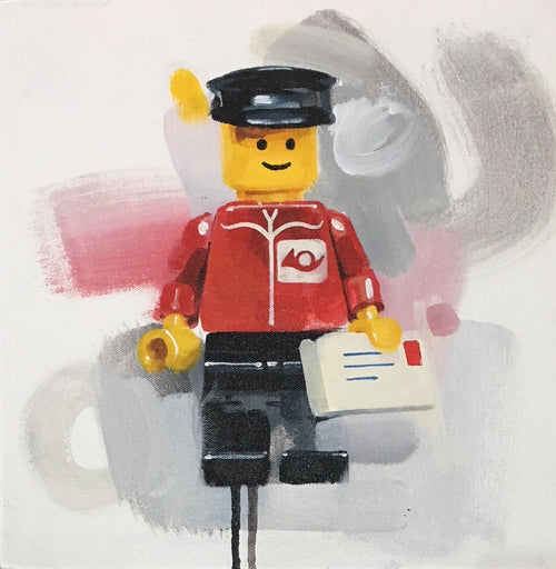Postie by James Paterson
