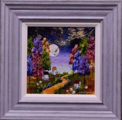 Moonlit Way by Rozanne Bell