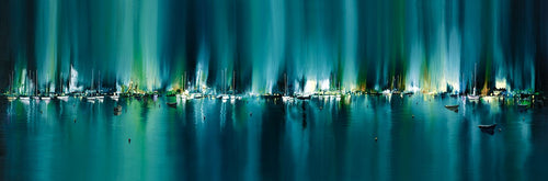 Radiant Harbour by Philip Gray