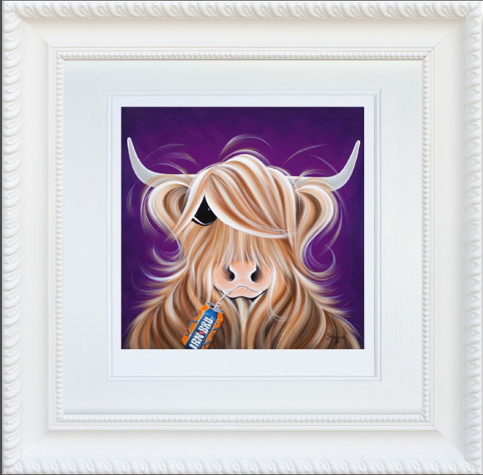 Irn Moo by Jennifer Hogwood