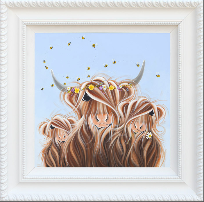 Mini Moo's and Me by Jennifer Hogwood