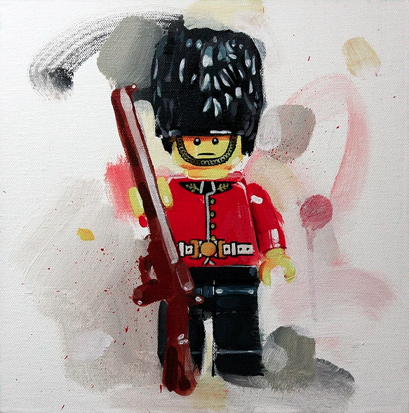 Lego Commission by James Paterson
