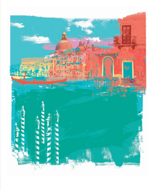 Venice by Kate Miller
