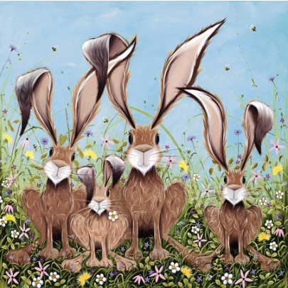 The McHoppers by Jennifer Hogwood