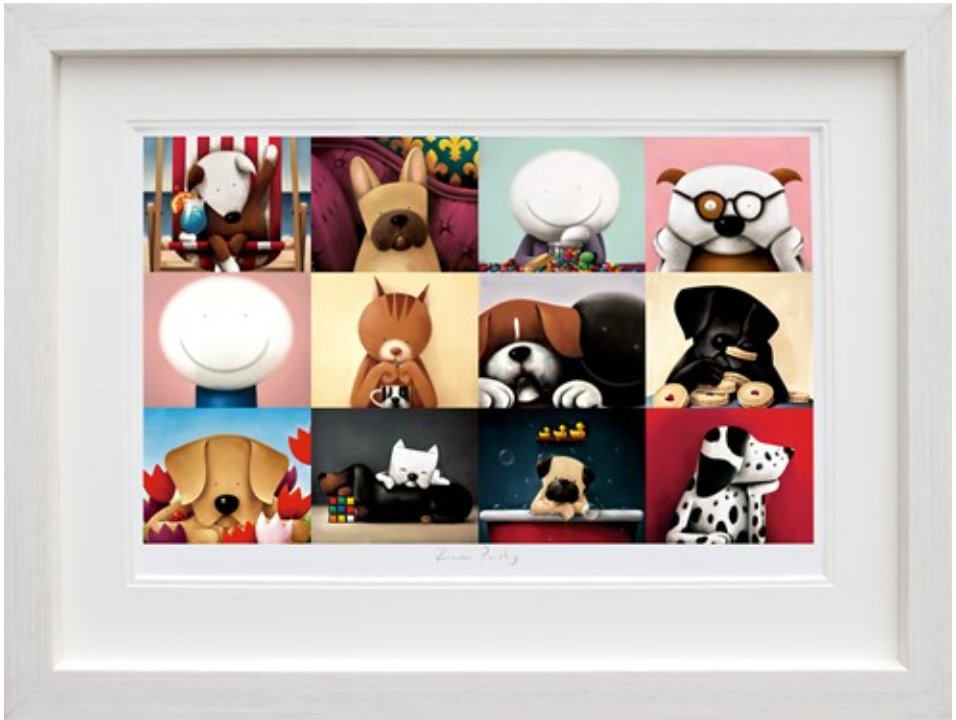 Zoom Party by Doug Hyde