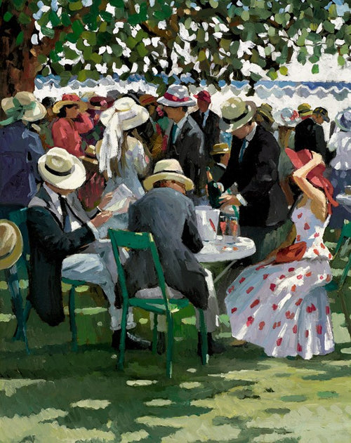 Shared Memories I by Sherree Valentine Daines