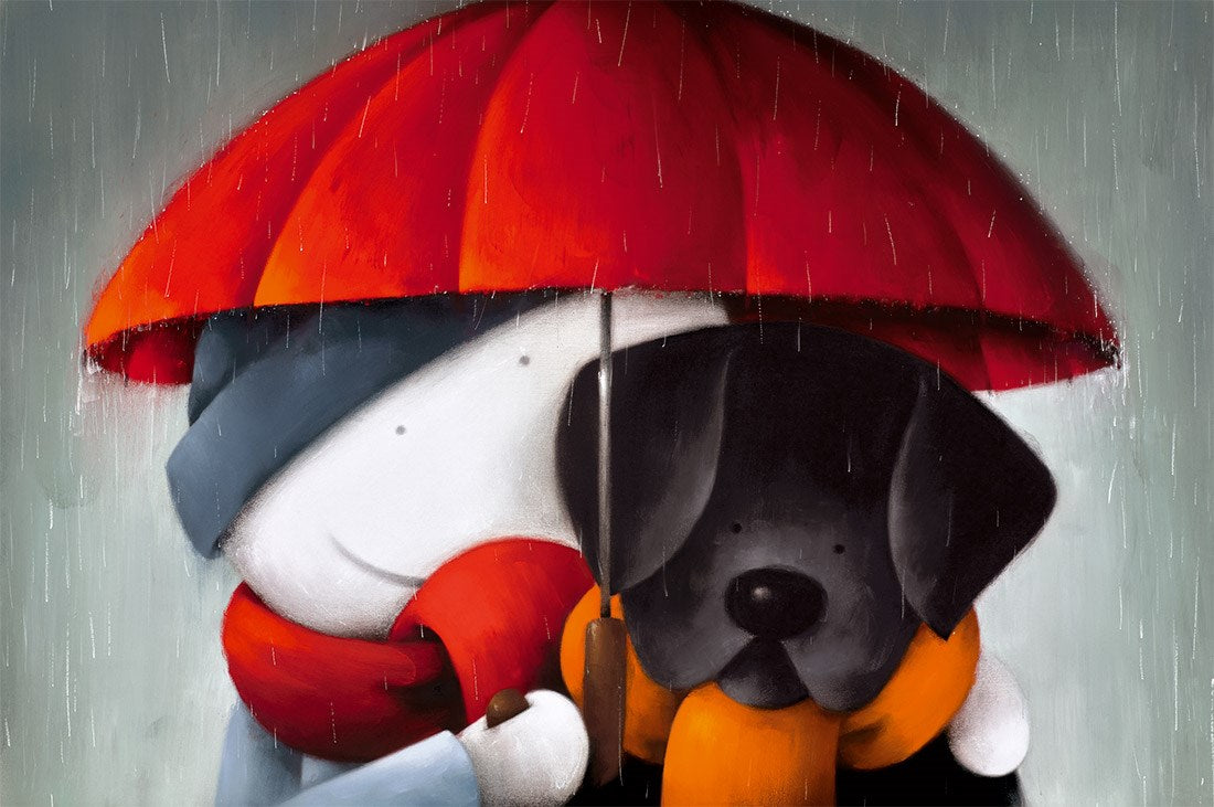 Showered With Love (Export) by Doug Hyde