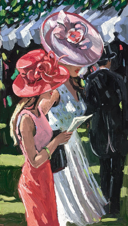 Society Ladies by Sherree Valentine Daines