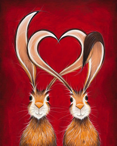 Take Hare of My Heart by Jennifer Hogwood