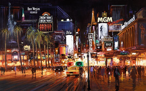 Vegas Lights by Henderson Cisz