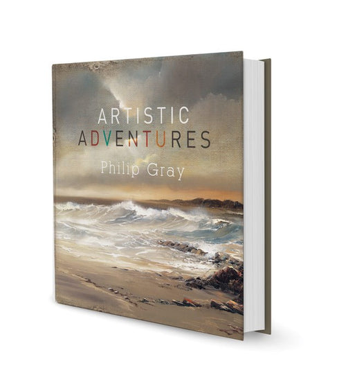 Artistic Adventures by Philip Gray