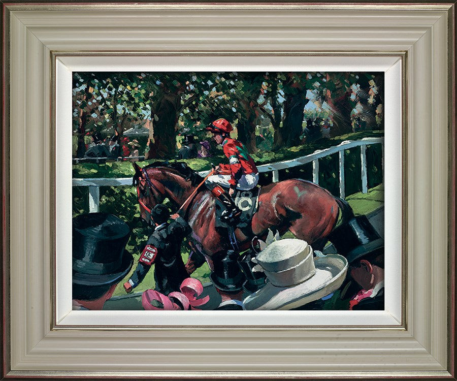 Ascot Race Day II by Sherree Valentine Daines