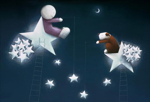 Catch a Falling Star by Doug Hyde