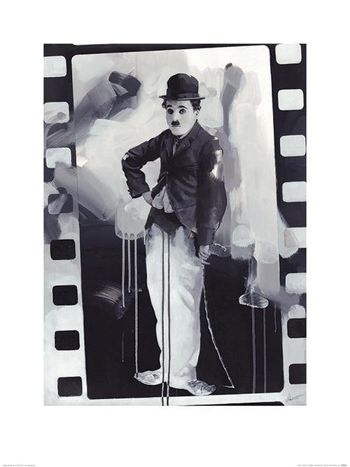 Chaplin by James Paterson