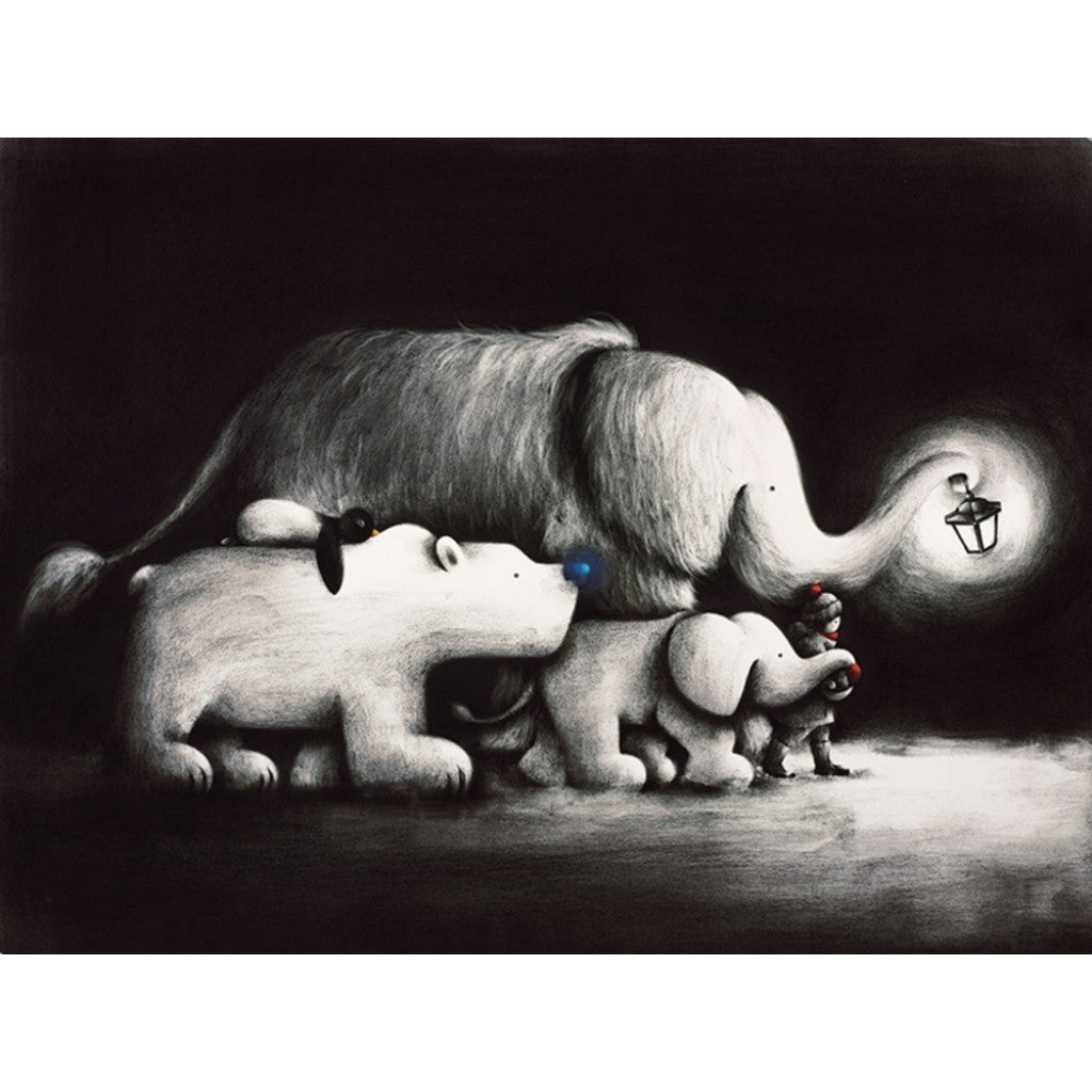 Follow Your Dreams by Doug Hyde