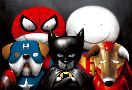 Dream Team! by Doug Hyde