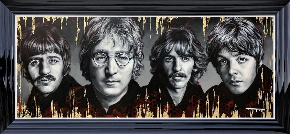 Fab Four by Ben Jeffery