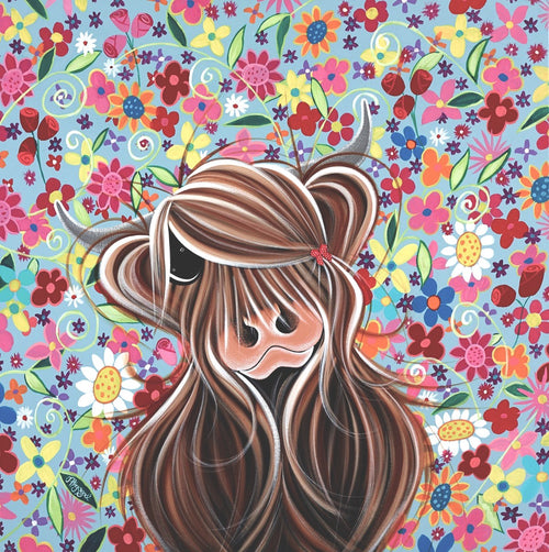 Flower Power by Jennifer Hogwood