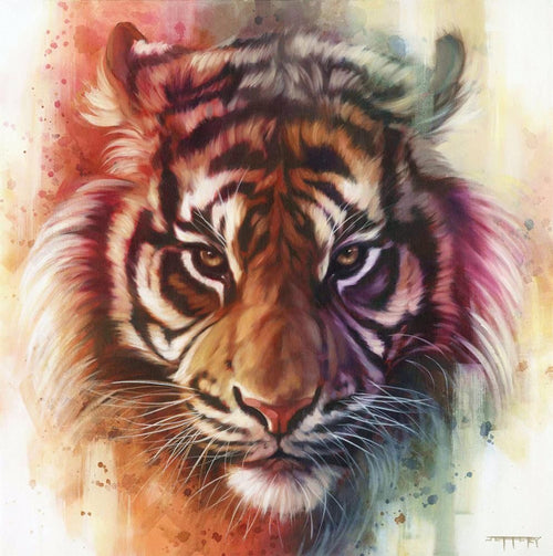Eye of the Tiger by Ben Jeffery