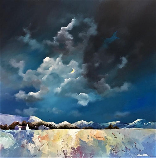 Wild Winter Clouds by Nick Potter