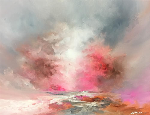 Cloud Burst by Alison Johnson