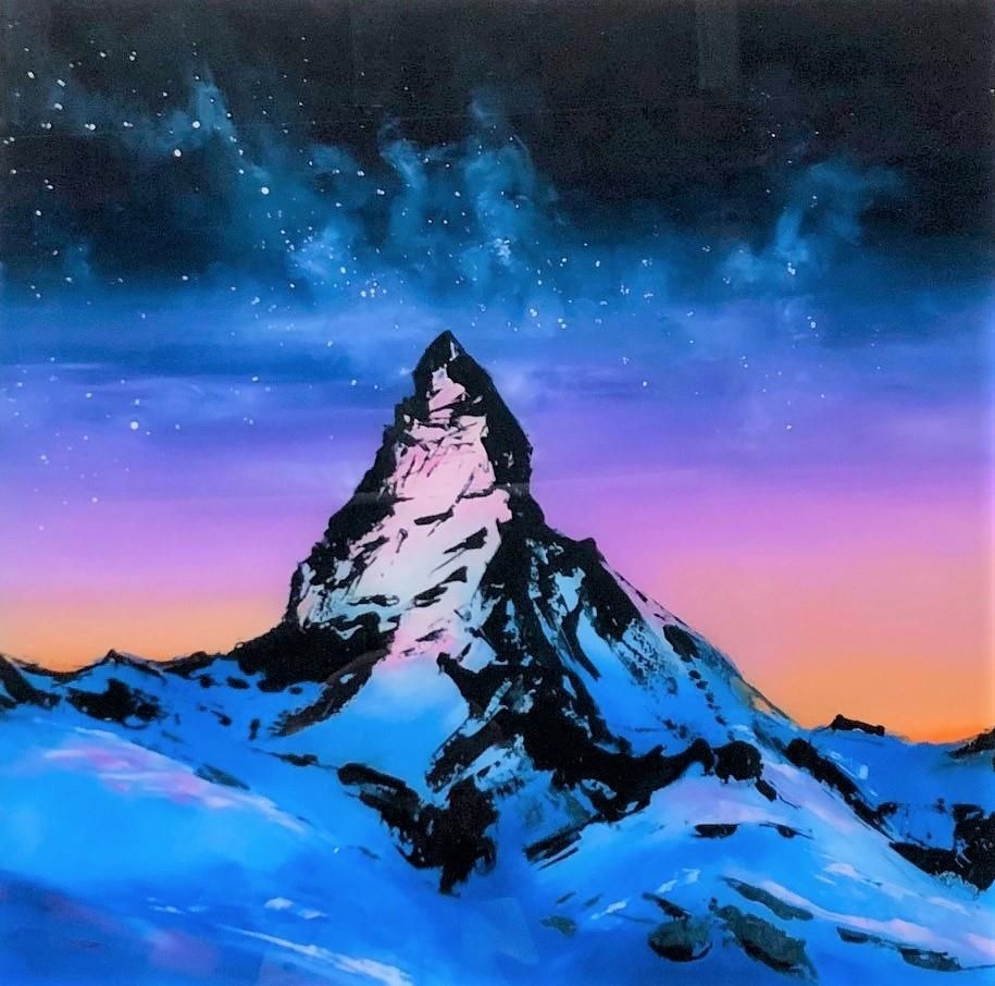 Wuthering Heights-Matterhorn by Richard King
