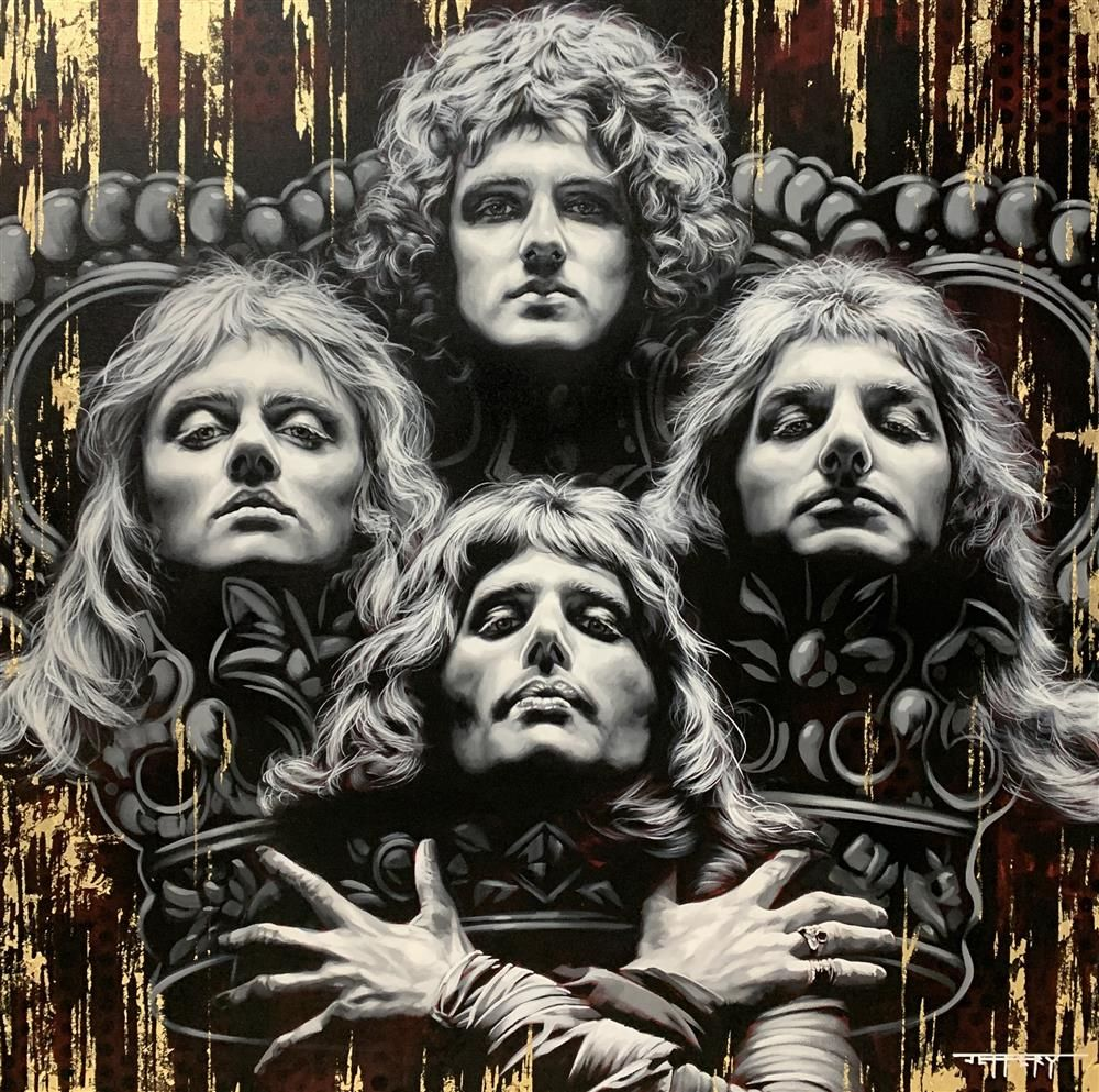 Bohemian Rhapsody by Ben Jeffery