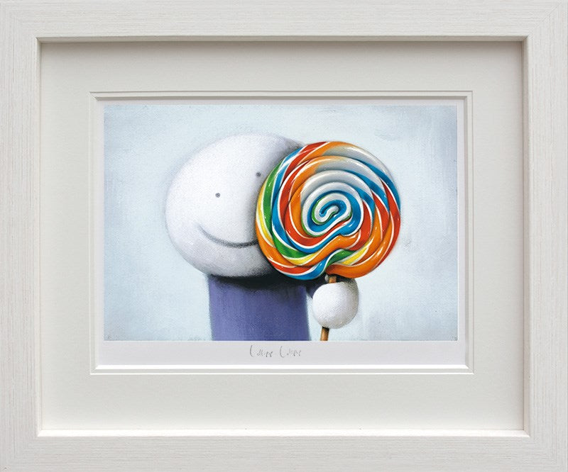 Lollipop Lollipop by Doug Hyde