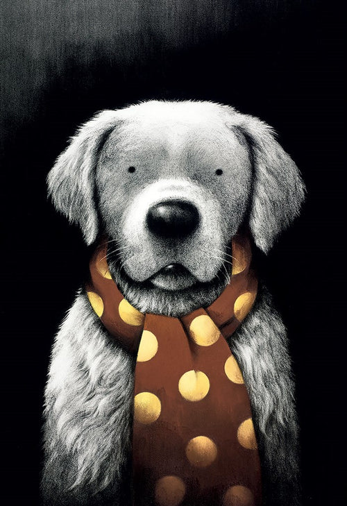 Man's Best Friend by Doug Hyde