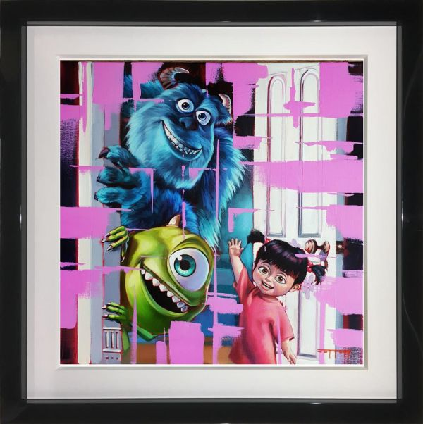 Monsters Inc by Ben Jeffery