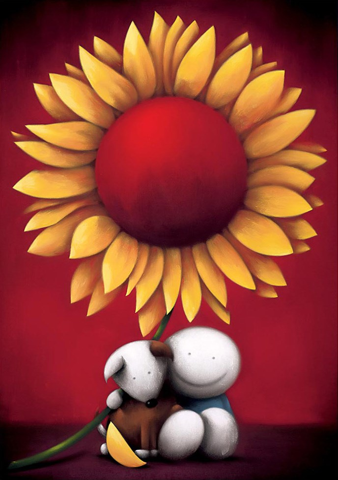 My Sunshine by Doug Hyde