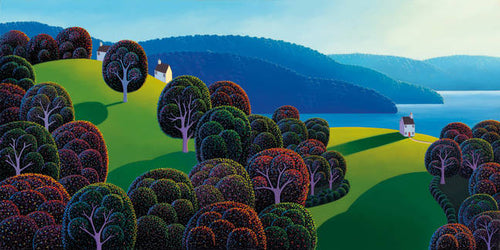 Springtime Blossom by Paul Corfield