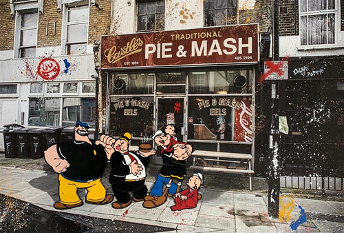 Pie & Mash by Inuka