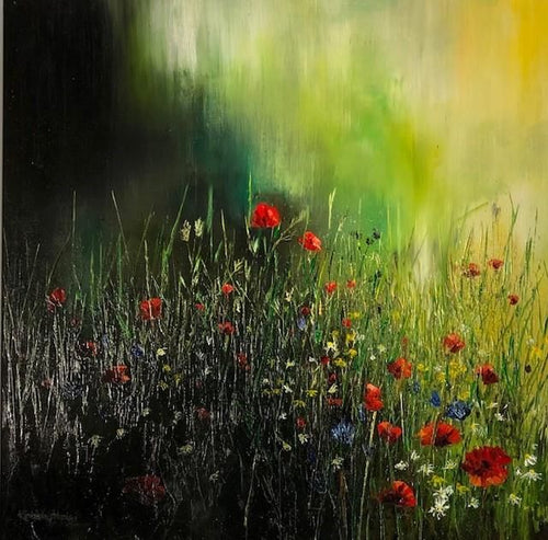 Poppy Glow by Kimberley Harris