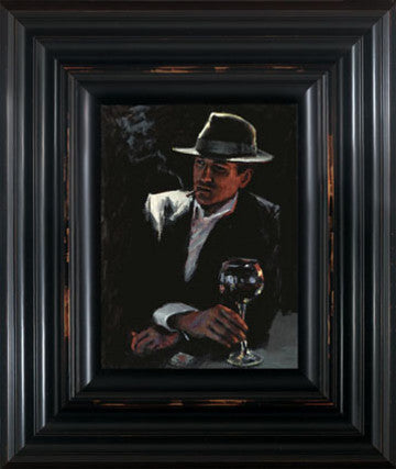 Night Club by Fabian Perez