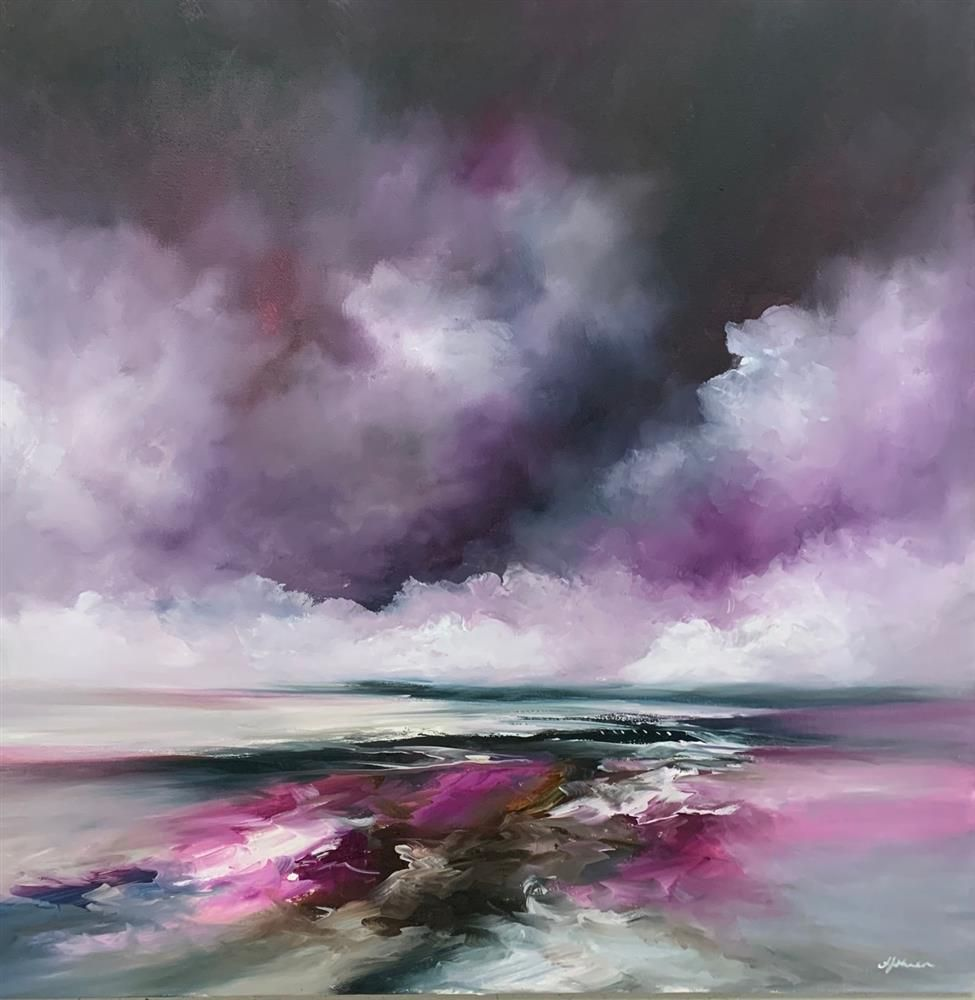 Purple Rain by Alison Johnson