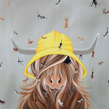 Raining Cats & Dogs by Jennifer Hogwood