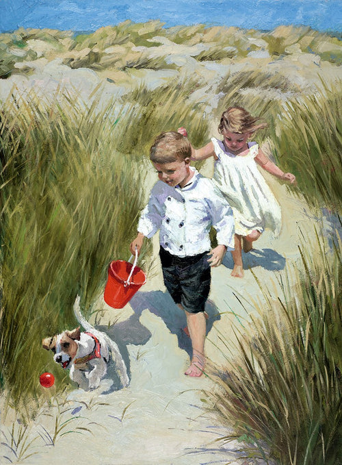 Sand Dune Haven by Sherree Valentine Daines