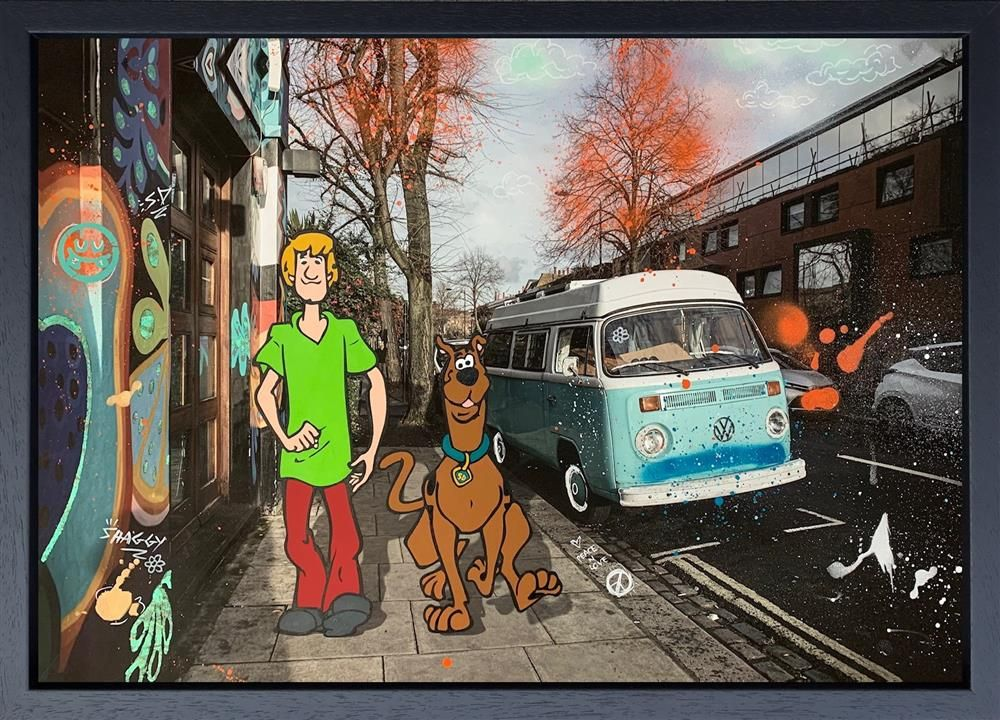 Scooby Stroll by Inuka